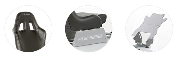 Playseat Evolution Preto 1