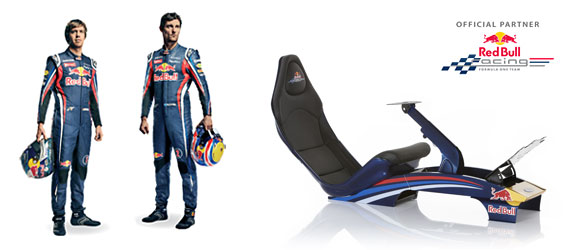 Playseat Red Bull Racing F1 2